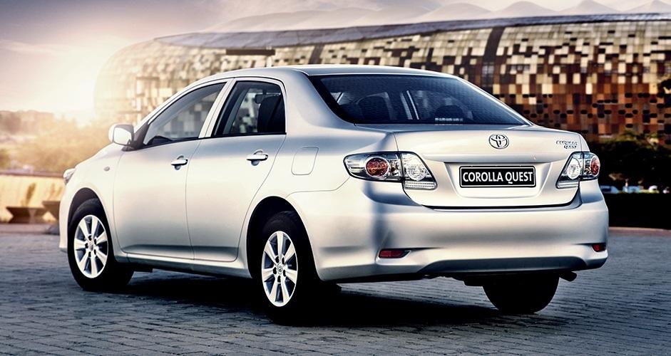 2014 Toyota Corolla For Sale >> Corolla Quest - Waterberg Toyota