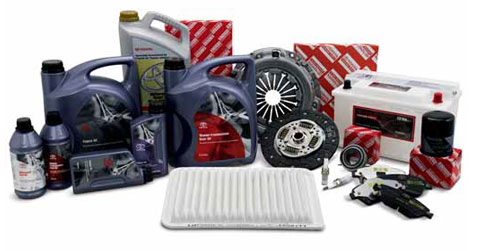 Genuine Toyota Parts >> Waterberg Toyota Toyota Genuine Parts And Accessories