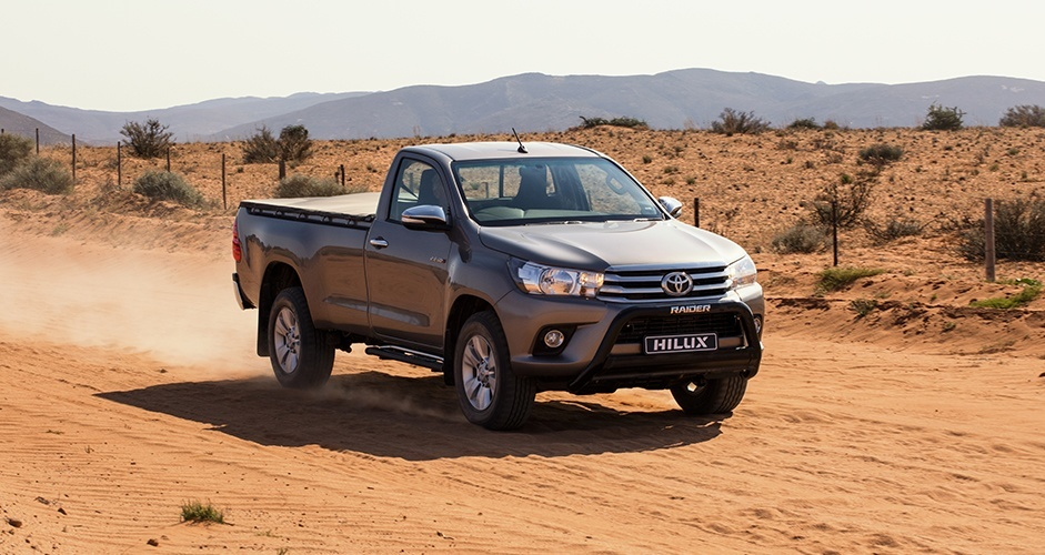 Hilux Single Cab Waterberg Toyota