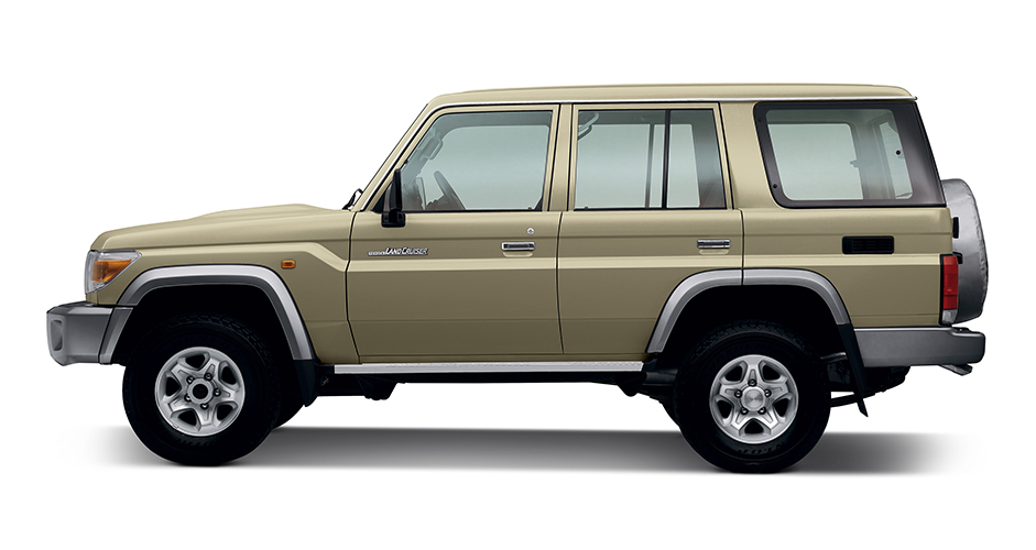 Land Cruiser 76 Waterberg Toyota